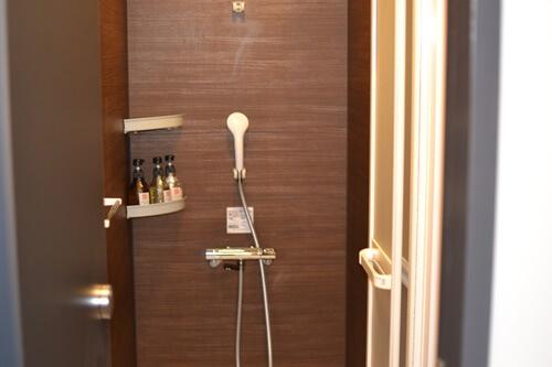 CALENDARホテル シャワールーム